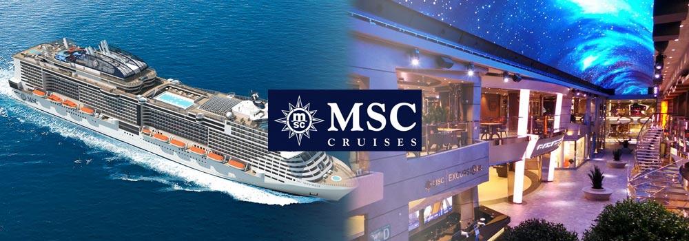 הפלגות MSC